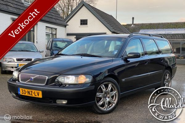 Volvo V70 2.4 D5 Geartronic | Youngtimer | Trekhaak |