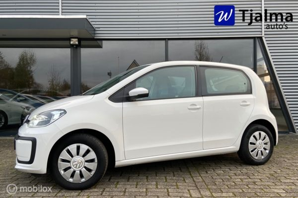 Volkswagen Up! 1.0 BMT move up! nieuwste model bluetooth audio