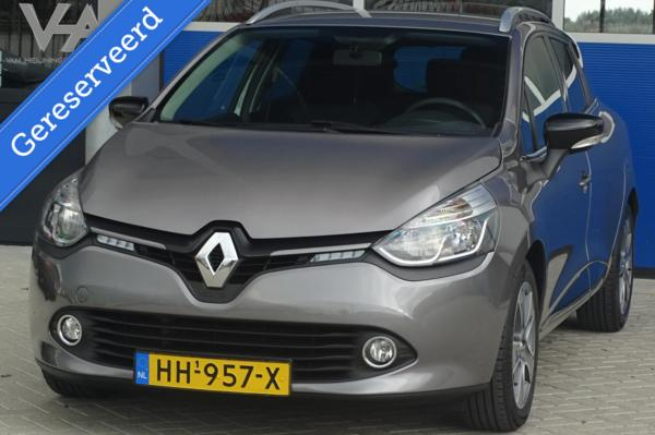Renault Clio Estate 1.5 dCi ECO Night&Day, NL, R-Link, PDC