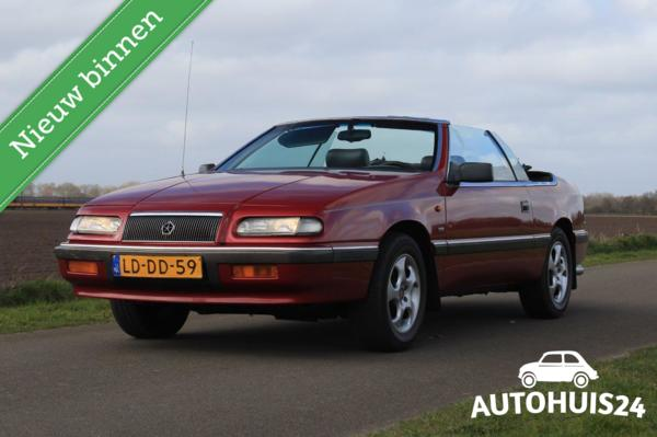 Chrysler LeBaron 3.0i V6 LX Convertible