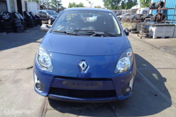 Ingekocht voor onderdelen Renault Twingo 1.2-16V 2007  2010