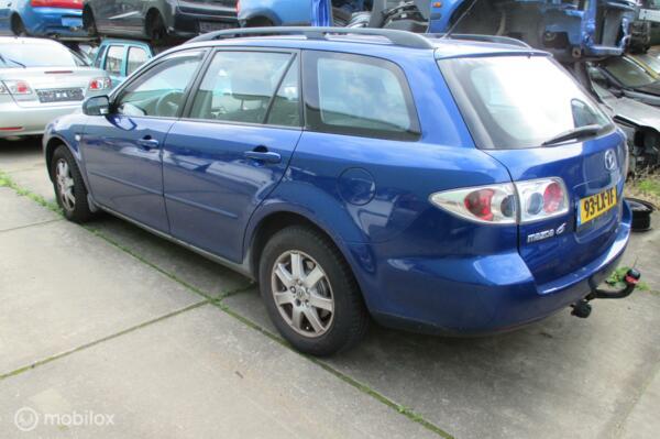 Onderdelen Mazda 6 Sportbreak 1.8i Touring 2003