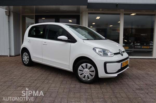VW Up! 1.0 60pk Move up! 1e eigenaar/Airco/Cv/Bluetooth/BMT