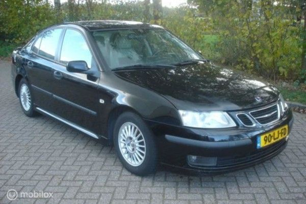 Saab 9-3 Sport Sedan - 2.2 TID airco-navi-leer Turbo defect