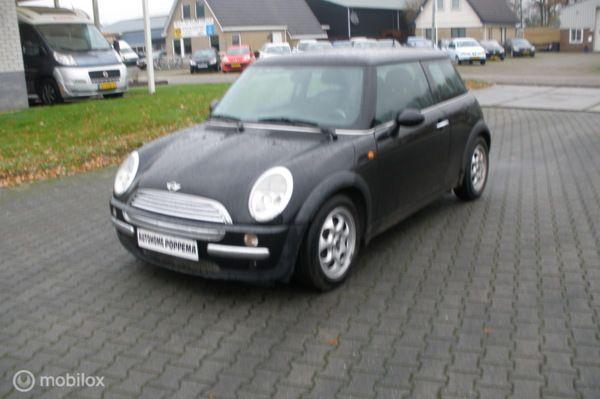 Mini Mini 1.6 Cooper airco  nwe apk lm wielen!!!!