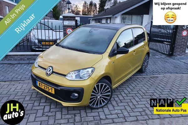 Volkswagen Up! 1.0 BMT high UP! ✅R-Line Pano/Beats/Cc/Camera