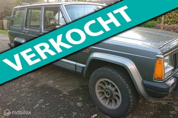 Jeep Cherokee - 4.0i Base APK 10-2020 4x4