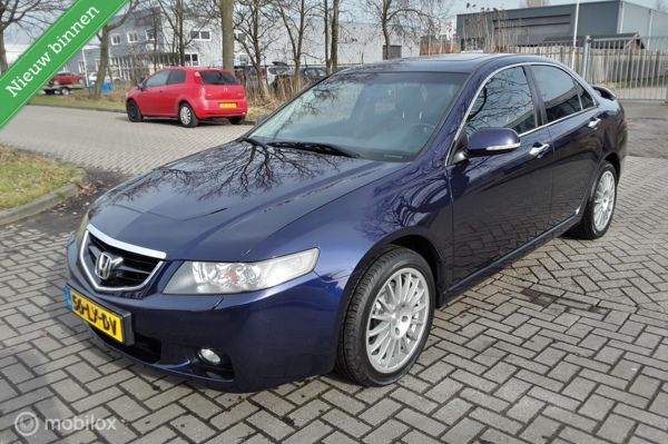Honda Accord 2.4i Executive CL9 K24 Handgeschakeld 190pk