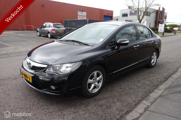 Honda Civic 1.3 Hybrid Nav/ Cruise/ Leder interieur etc.