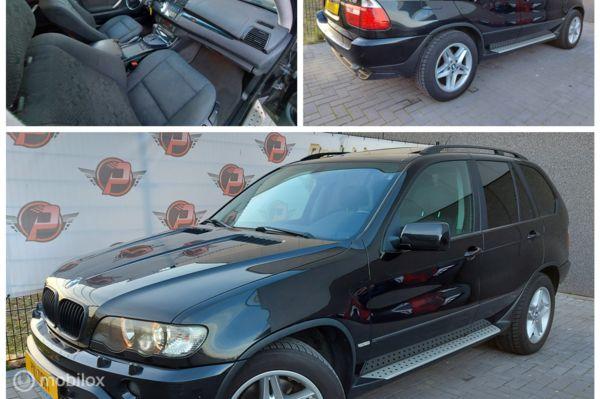 BMW X5 3.0i AUTOMAAT,LPG,YOUNGTIMER!!