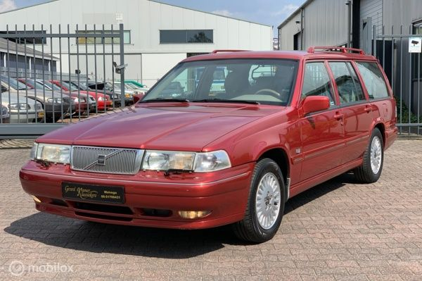 Volvo V90 3.0 Luxury Youngtimer