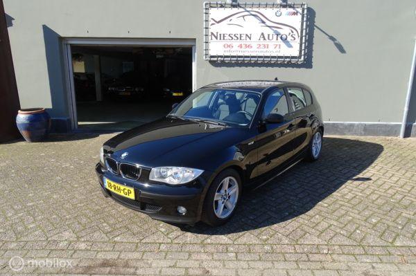 BMW 1-serie E87 116i Executive Airco/Sport/NAP/Nwe Ketting
