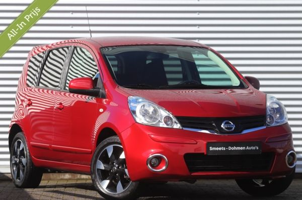 Nissan Note 1.4 Connect Edition | Navi | H.Leer | Climate | ALL IN Prijs!
