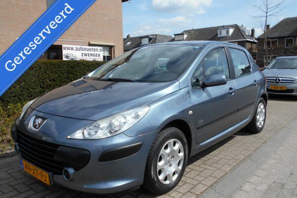 Peugeot 307 1.6-16V AIRCO|TREKHAAK|5-DEURS|Inruil Mogelijk