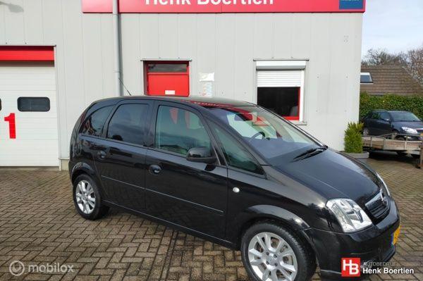 Opel Meriva 1.6-16V Cosmo Automaat/1ste eig/weinig km