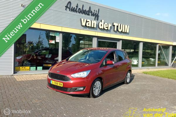 Ford C-Max 1.0 125pk Cool & Connect