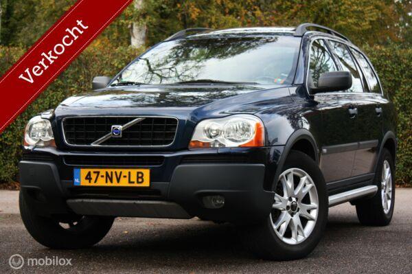 BTW youngtimer Volvo XC90 2.9 T6 Exclusive 7-zits/schuifdak