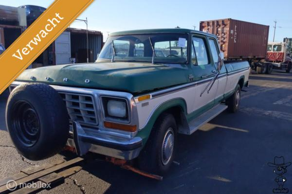 Ford USA F250 supercab pick-up
