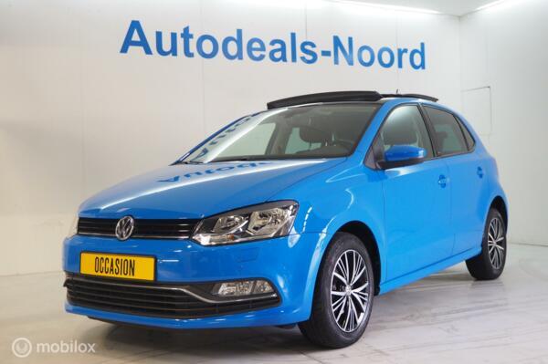 Volkswagen Polo 1.0 Comfortline ALLSTAR!  Cruise PDC Panoramadak!