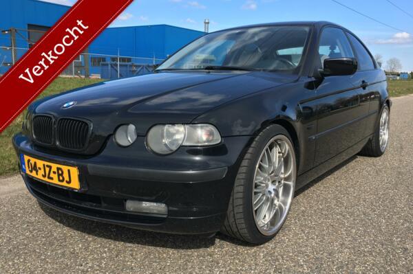 BMW 3-serie Compact 318ti Executive Airco/19