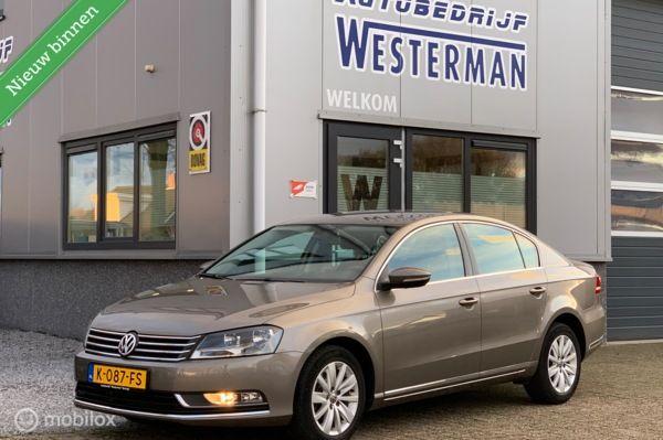 Volkswagen Passat 1.4 TSI AUT Comfortline BlueMotion Navi Ecc Lmv etc.