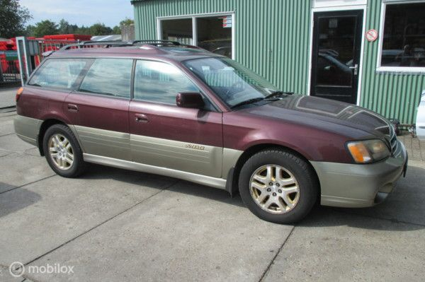 Onderdelen Subaru Legacy Outback 2.5 Outback AWD Automaat