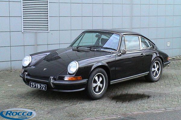 Porsche 911 2.3 T Coupé