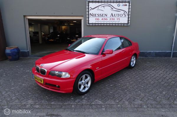 BMW 3-serie e46 Coupé 320Ci Executive NAP/Nwe apk