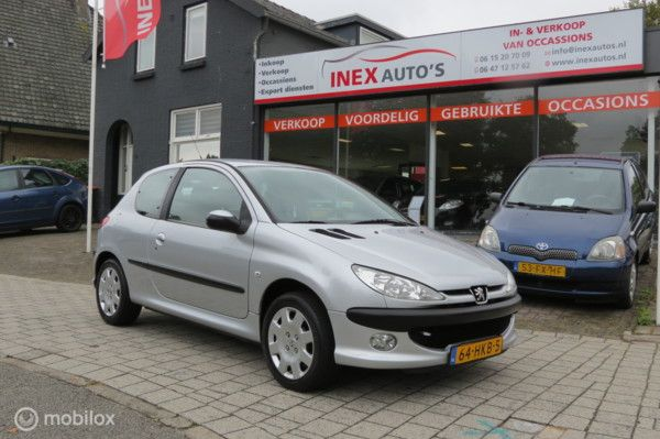 Peugeot 206 1.6 HDiF Griffe