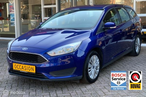 Ford Focus Wagon 1.0 Trend, Airco, Cruise, Bluetooth..