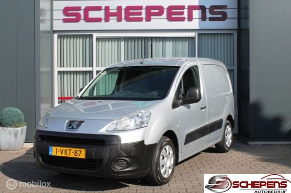 Peugeot Partner 1.6 HDI L1, 75 pk, Airco, Lage km stand