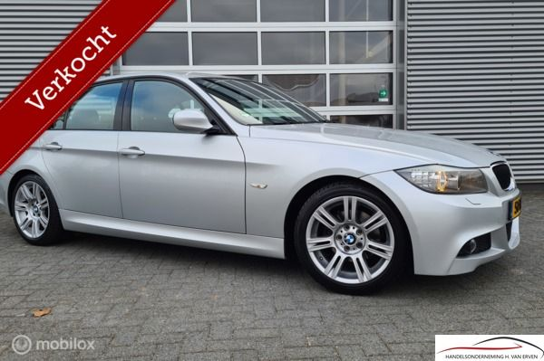 BMW 3-serie 318i Corporate Lease M-pakket