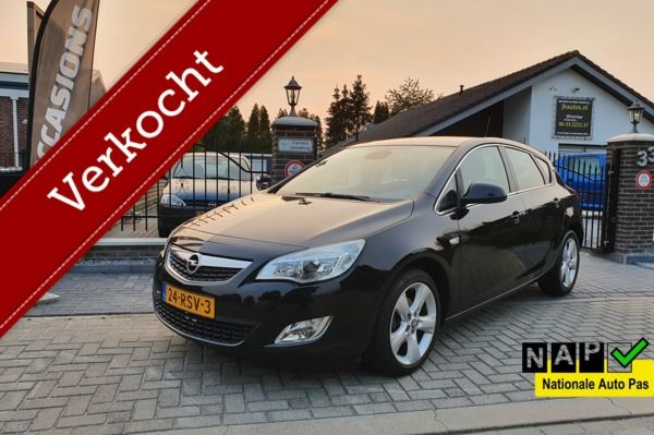 Opel Astra 1.4 Edition HB 5-drs/❄️Airco/Cruise/Beurt/Nw.APK