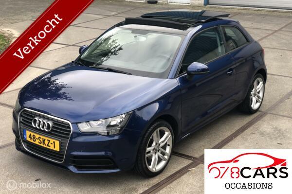 Audi A1  1.2 TFSI Ambition Pro Line Business
