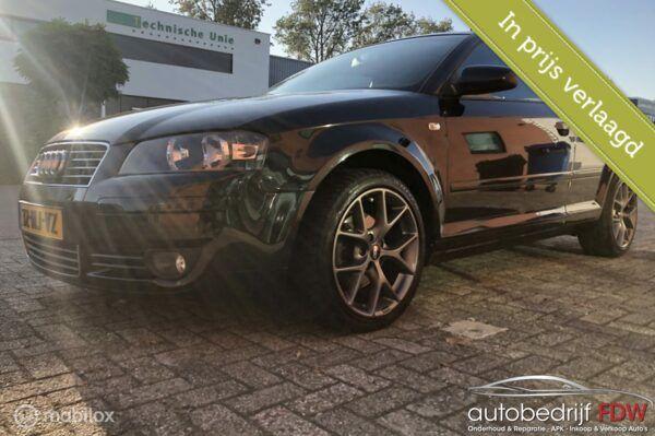Audi A3 2.0 FSI/BBS Velgen/Airco/PDC/NEW APK/