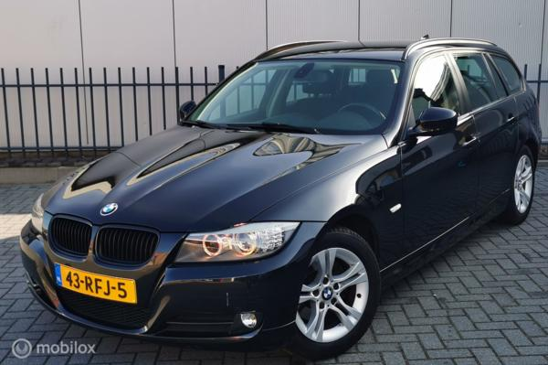 BMW 3-serie Touring 318i cruise/climate controle navigatie