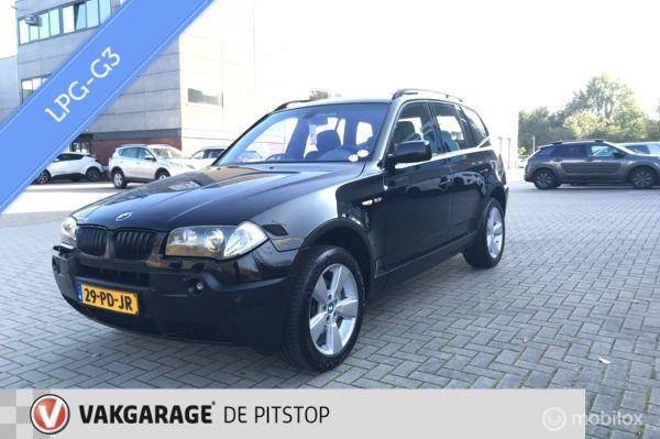 BMW X3 2.5i Executive Youngtimer