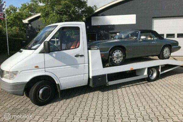 Mercedes-Benz Sprinter 412 D AUTOTRANSPORTER DUBBELLUCHT