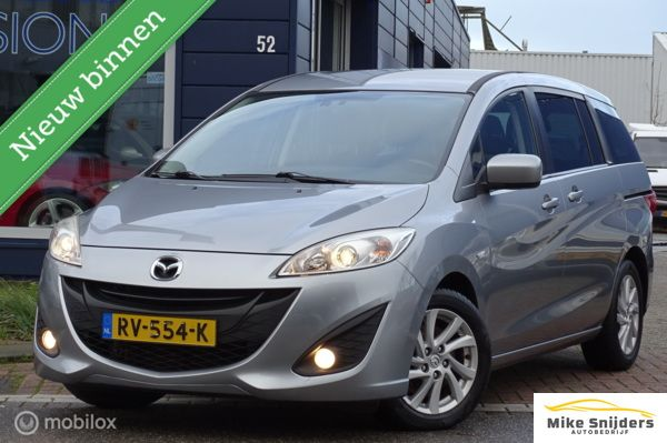 Mazda 5 1.8 PDC cruise trekhaak