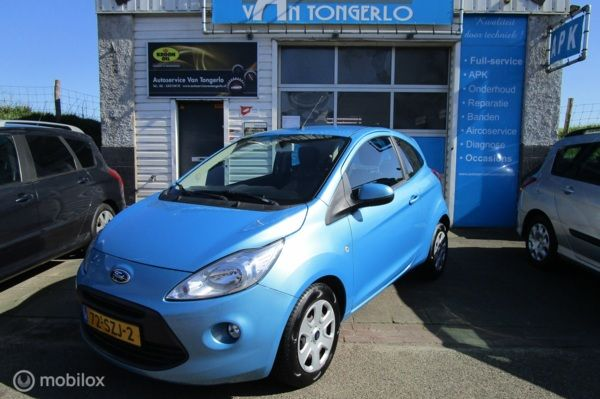 Ford Ka 1.2 Cool & Sound start/stop Let op 52dkm!! Org Ned