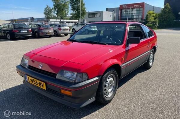 Honda Civic Crx 1.5i CRX in nieuw staat top en origineel .