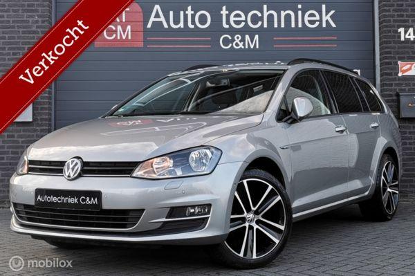 Volkswagen Golf Variant 1.2 TSI/PDC/Cruis/CUP/Trekhaak