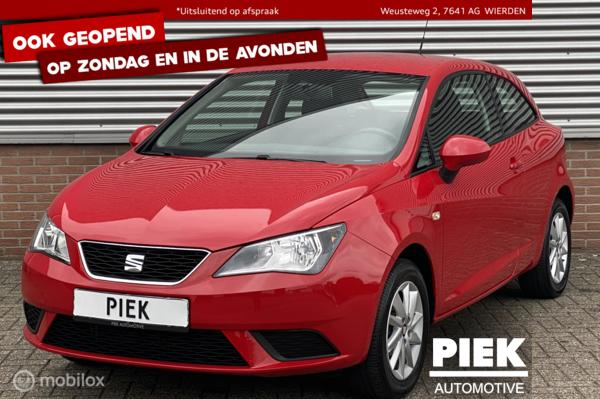 Seat Ibiza SC 1.4 Style CRUISE, CLIMATE, NIEUWSTAAT