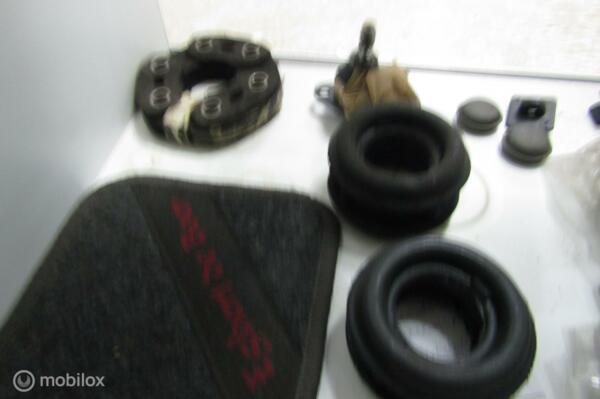 Draagarmrubber staartstuk rubber Manta  Ascona Kadett 74-90