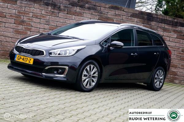 Kia cee'd Sportswagon 1.6 GDI DynamicLine nav/cam/tel/ecc/lmv16
