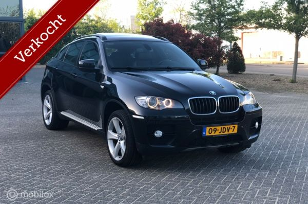 BMW X6 xDrive35d High Executive Vol Opties Softclose/Opendak/ Head-UP