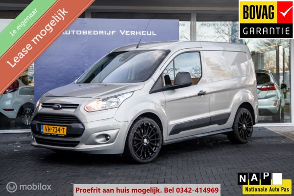 Ford Transit Connect 1.6 TDCI L1 Airco Cruise Parkeersensoren