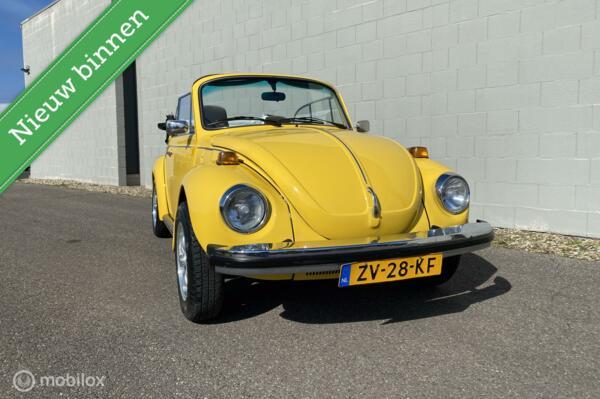Volkswagen Kever Cabriolet 1303 LS