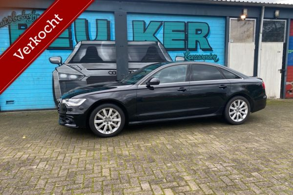 SOLD! Audi A6 3.0 TFSI quattro Pro Line S+, vol opties! S-Line