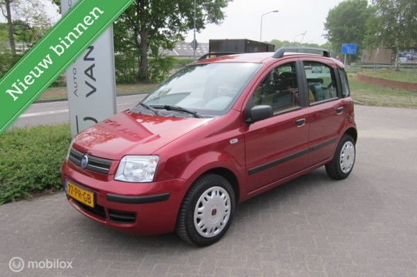 Fiat Panda 1.2 Emotion/CLIMATE CONTROL/P.W./P.ST city stand